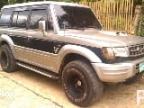 Photo Galloper 2 offroad 4x4