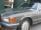 Photo Mercedes-Benz 380 1983