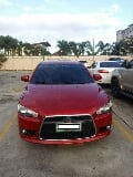 Photo MITSUBISHI Lancer GTA 2012 (Top of the Line)