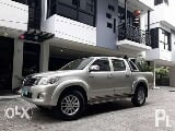 Photo 2012 Toyota Hi Lux G Diesel Manual