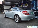 Photo Mercedes Benz SLK-Class Automatic 2006