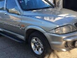 Photo Ssangyong Musso Pickup 4x4 Silver For Sale