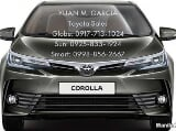 Photo Toyota Corolla Brand New Altis Manual 2017