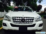Photo Mercedes Benz M-Class Semi-Automatic 2011