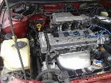 Photo Toyota Corolla 1.6 GLi EFI Engine All Power M/T