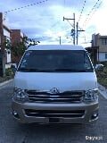 Photo Toyota HI ACE Super Grandia 2012 Model Automatic