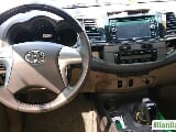 Photo Toyota Fortuner Automatic 2013