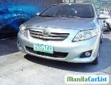 Photo Toyota Corolla Manual 2008