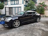 Photo Mercedes-Benz E350 Coupe (A)