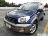Photo Toyota RAV4 Automatic 2002
