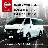 Photo Nissan Urvan NV350