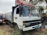 Photo Isuzu Canvass cover open top van Manual
