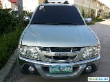 Photo Isuzu Crosswind Manual 2007