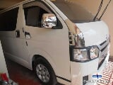 Photo Toyota Hiace Manual 2012