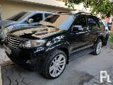 Photo 2012 Toyota Fortuner for sale