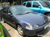 Photo Honda Civic Automatic 2000