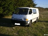 Photo Toyota hiace h15 mini bus