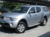 Photo 2009 Mitsubishi Strada GLX 4X2 Manual