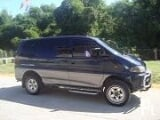 Photo 2002 mitsubishi spacegear delica exceed. 4x4...