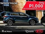 Photo Kia Sportage 2.0 lx (a)