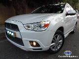 Photo Mitsubishi ASX Manual 2011