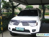 Photo Mitsubishi Montero Sport Automatic 2011