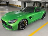 Photo Mercedes-Benz AMG GT-R Auto