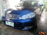 Photo Toyota Corolla 2003