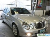 Photo Mercedes Benz E-Class Automatic 2007