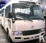 Photo 2015 Toyota Coaster 30 Seater Diesel Dubai Version