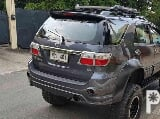 Photo Toyota fortuner 2009 a/t