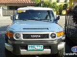 Photo Toyota FJ Cruiser Automatic 2014