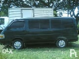 Photo 2001 Toyota Hiace Commuter Manual Diesel