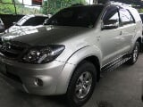 Photo 2008 Toyota Old Fortuner G Diesel AT
