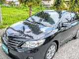 Photo Toyota Altis 2011