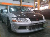 Photo 2001 Mistubishi Lancer Evo 7