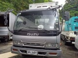 Photo Isuzu forward giga closed van Manual