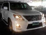 Photo 2011 Lexus LX 570