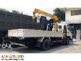 Photo 6 Wheeler Boom Truck 3.2Tons Sinotruk Brand New...