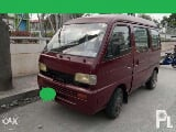 Photo SUZUKI MULTICAB minivan f6 engine 2006 model