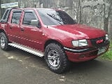 Photo Used Isuzu Fuego LS 2000 for sale in Abra de llog