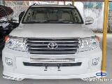 Photo Toyota Land Cruiser Manual 2012