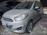 Photo Silver Hyundai I10 2014 for sale in Quezon City