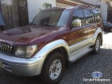 Photo Toyota Land Cruiser Manual 1997