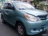 Photo Toyota avanza j 2010