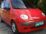 Photo 2010 Daewoo Matiz Automatic Red For Sale