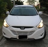 Photo Hyundai Tucson 2.0 CRDi 4x4 Auto