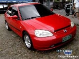 Photo Honda Civic Manual 2001