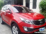 Photo Kia Sportage Automatic 2013