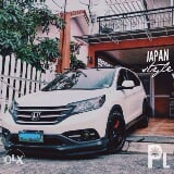 Photo Honda CR-V 2013 2.0 m/t